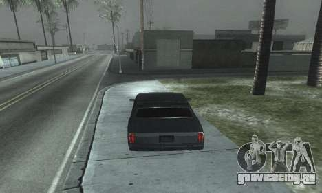 Beautiful ENB Colormod 1.3 для GTA San Andreas восьмой скриншот