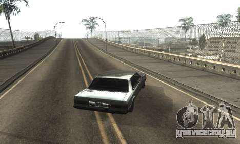 Beautiful ENB Colormod 1.3 для GTA San Andreas второй скриншот