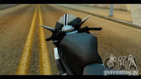 Honda CBR1000RR для GTA San Andreas вид справа