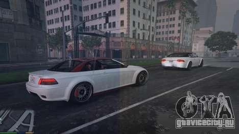 Natural Tones and Lighting (Custom ReShade) для GTA 5