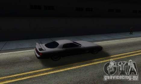ENB 1.5 & Wonder Timecyc для GTA San Andreas шестой скриншот