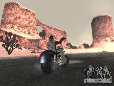 Приятный ColorMod Final для GTA San Andreas шестой скриншот