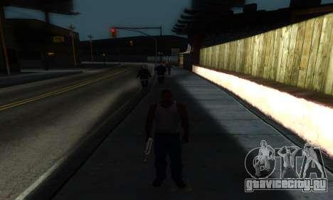 ENB 1.5 & Wonder Timecyc для GTA San Andreas седьмой скриншот
