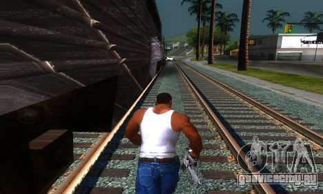 ENB 1.5 & Wonder Timecyc для GTA San Andreas восьмой скриншот