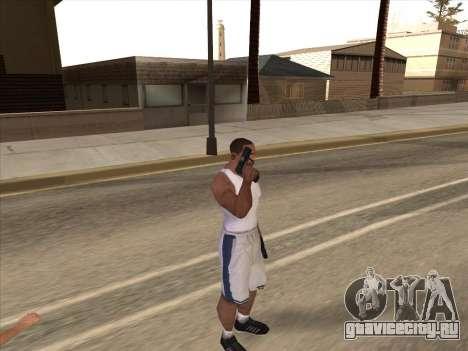 Отличные русские пистолеты для GTA San Andreas четвёртый скриншот