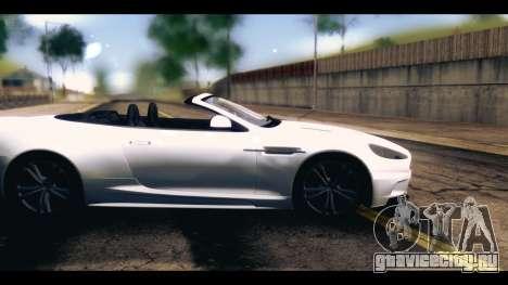 ENB v4 для GTA San Andreas четвёртый скриншот