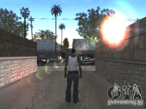 Приятный ColorMod Final для GTA San Andreas десятый скриншот