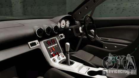 Nissan Silvia S15 Hunter для GTA San Andreas вид справа
