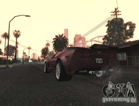 Приятный ColorMod Final для GTA San Andreas второй скриншот