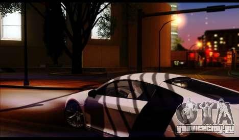 ENB J.F ProjeT 3.0 для GTA San Andreas четвёртый скриншот