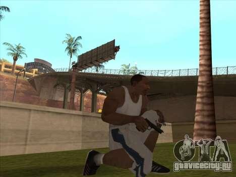 Отличные русские пистолеты для GTA San Andreas шестой скриншот