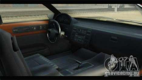 GTA 5 Dundreary Stretch IVF для GTA San Andreas вид справа