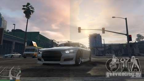 Sharp Vibrant Realism (Custom ReShade) для GTA 5 шестой скриншот