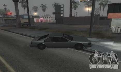 Beautiful ENB Colormod 1.3 для GTA San Andreas четвёртый скриншот