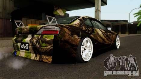 Nissan Silvia S15 Hunter для GTA San Andreas вид слева