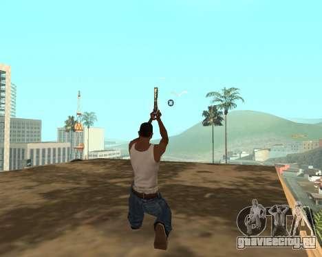 Green Pack Asiimov CS:GO для GTA San Andreas девятый скриншот