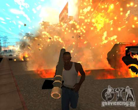 Good Effects v1.1 для GTA San Andreas одинадцатый скриншот