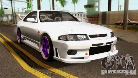 Nissan Skyline R33 Drift JDM для GTA San Andreas