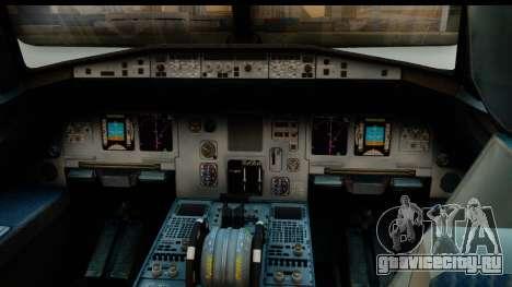 Airbus A320-200 OLT Express для GTA San Andreas вид справа