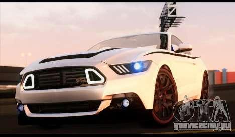 ENB Pavanjit v4 для GTA San Andreas второй скриншот