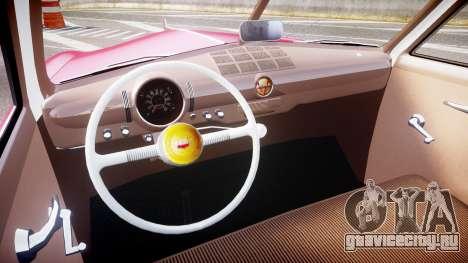 Ford Business 1949 v2.2 для GTA 4 вид сзади