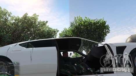 Sharp Vibrant Realism (Custom ReShade) для GTA 5 третий скриншот
