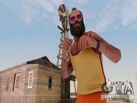 ENB для средних PC by WD для GTA San Andreas третий скриншот