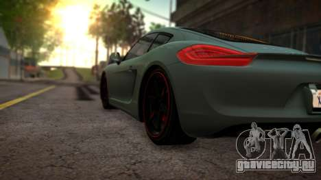 Pavanjit ENB v3 для GTA San Andreas четвёртый скриншот