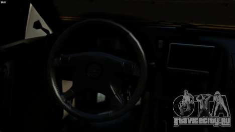 Opel Astra GSI 2.0 для GTA San Andreas вид справа