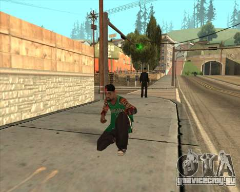 Grove HD для GTA San Andreas четвёртый скриншот