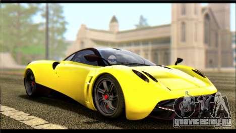 Simple ENB для GTA San Andreas четвёртый скриншот