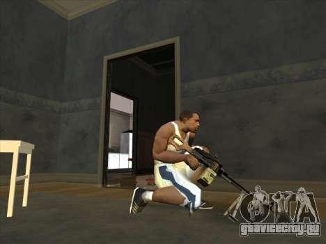 ПКМ из Поля Брани 2 для GTA San Andreas второй скриншот