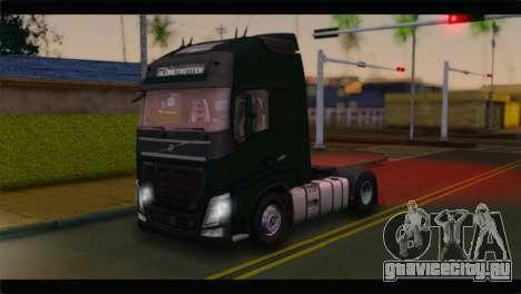 Volvo FH4 для GTA San Andreas