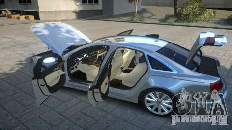 Audi A6 2012 v1.0 для GTA 4 вид сверху