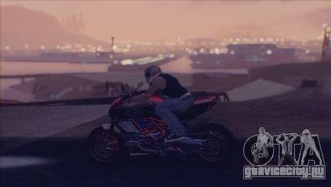 Real Live ENB для GTA San Andreas шестой скриншот