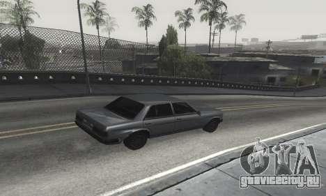 Beautiful ENB Colormod 1.3 для GTA San Andreas третий скриншот
