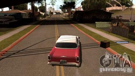 Новые тени без потери FPS для GTA San Andreas пятый скриншот