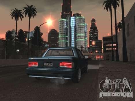 Приятный ColorMod Final для GTA San Andreas третий скриншот