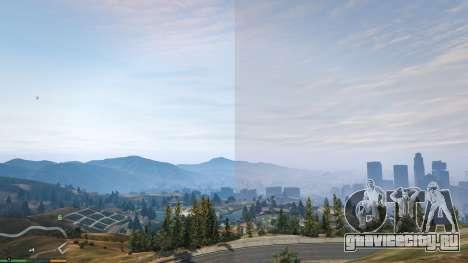 Sharp Vibrant Realism (Custom ReShade) для GTA 5 второй скриншот