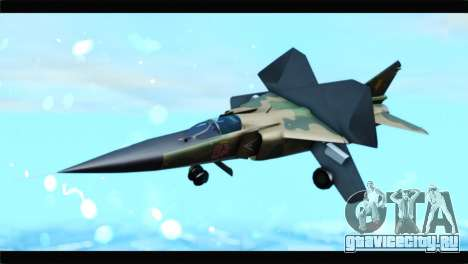 MIG-23ML Yuktobanian Air Force для GTA San Andreas