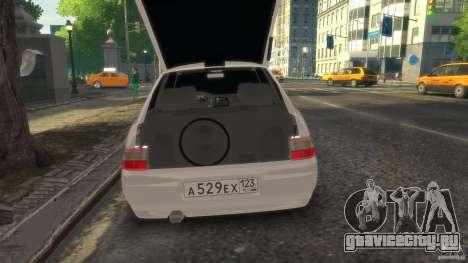ВАЗ 2112 купе BadBoy для GTA 4 вид справа