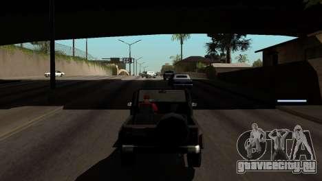Новые тени без потери FPS для GTA San Andreas десятый скриншот