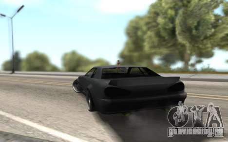 Elegy Drift by Randy v1.1 для GTA San Andreas вид слева