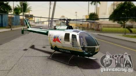 MBB Bo-105 Air Med для GTA San Andreas