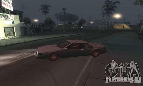 Beautiful ENB Colormod 1.3 для GTA San Andreas пятый скриншот