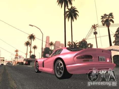 Приятный ColorMod Final для GTA San Andreas восьмой скриншот