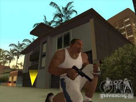 Отличные русские пистолеты для GTA San Andreas