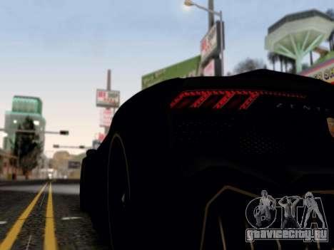 ENB для средних PC by WD для GTA San Andreas четвёртый скриншот