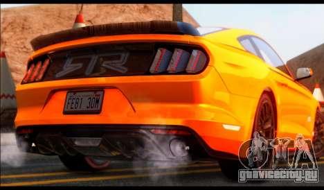 ENB Pavanjit v4 для GTA San Andreas пятый скриншот