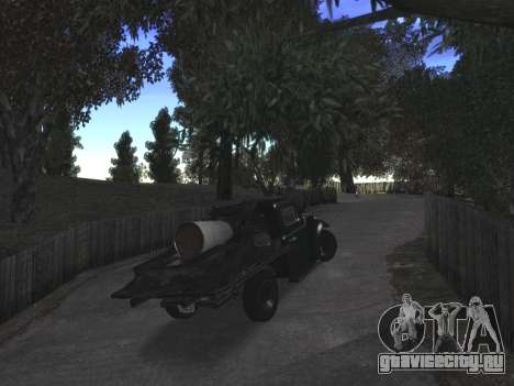 Приятный ColorMod Final для GTA San Andreas одинадцатый скриншот